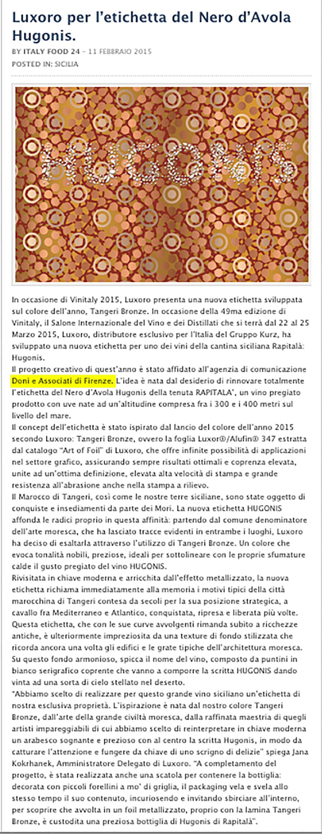 pubblicazione-italyfood24-hugonis-2015