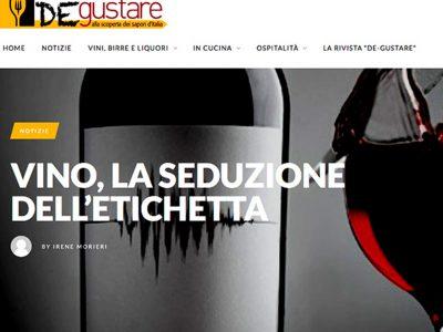 Degustare –  VINO, la seduzione dell'Etichetta, ne hanno parlato a Firenze Bugnion e Doni & Associati