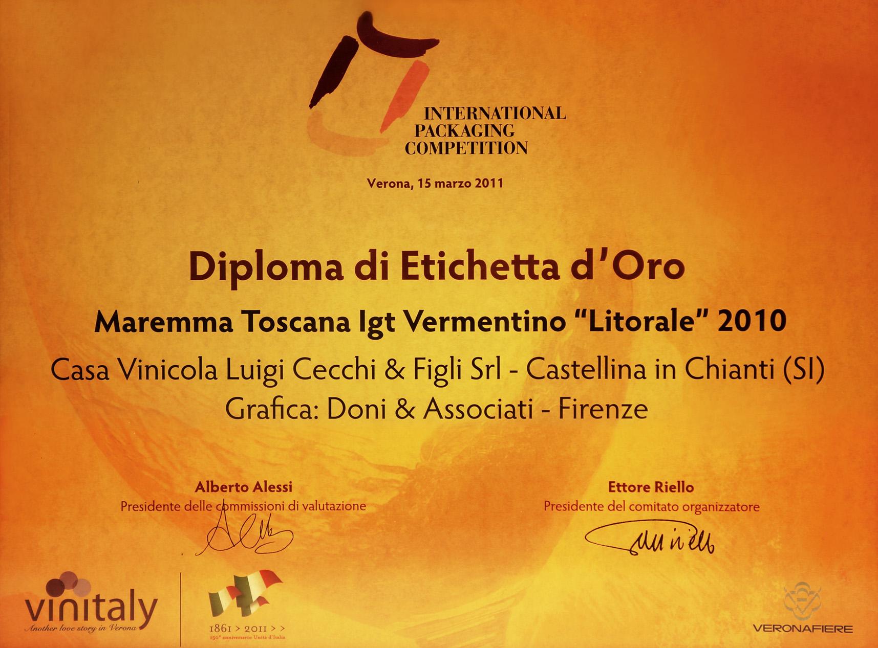 doni-etichetta-oro-cecchi-vinitaly-2011